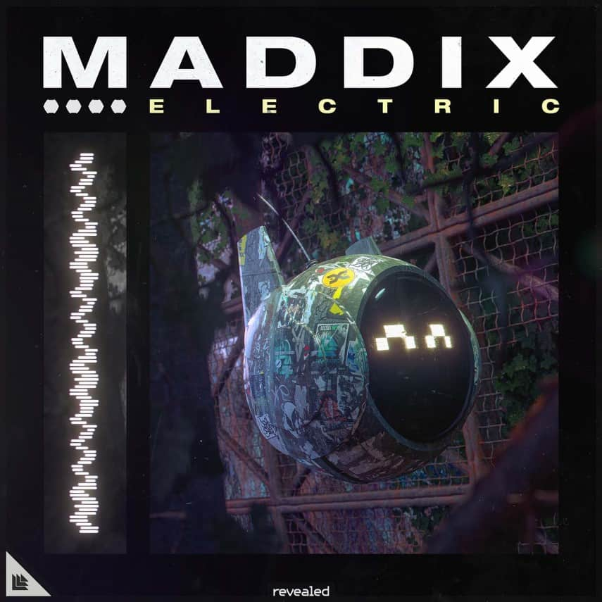 Maddix - Electric (Artwork Cover)