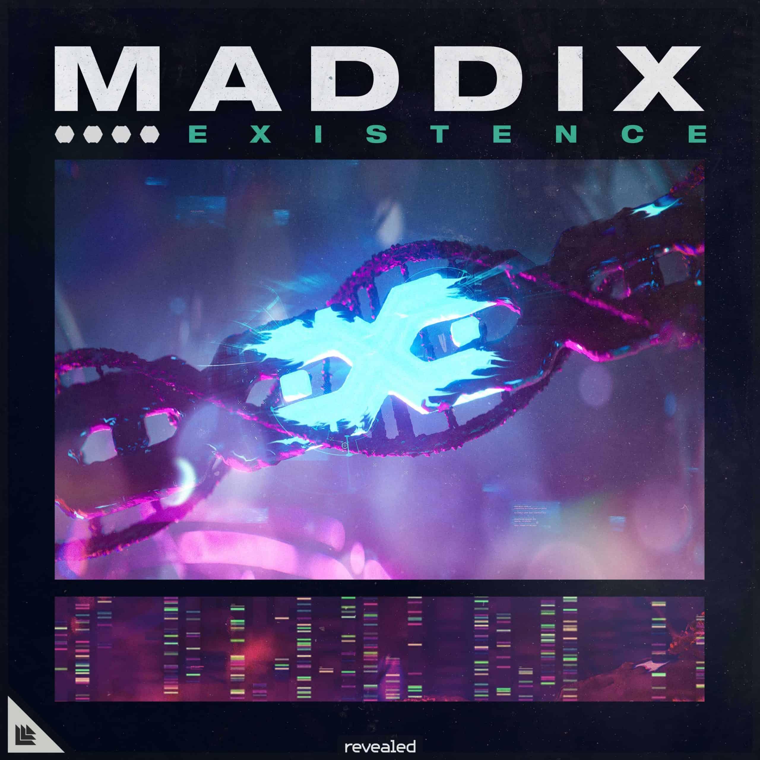 Maddix-Existence-Artwork