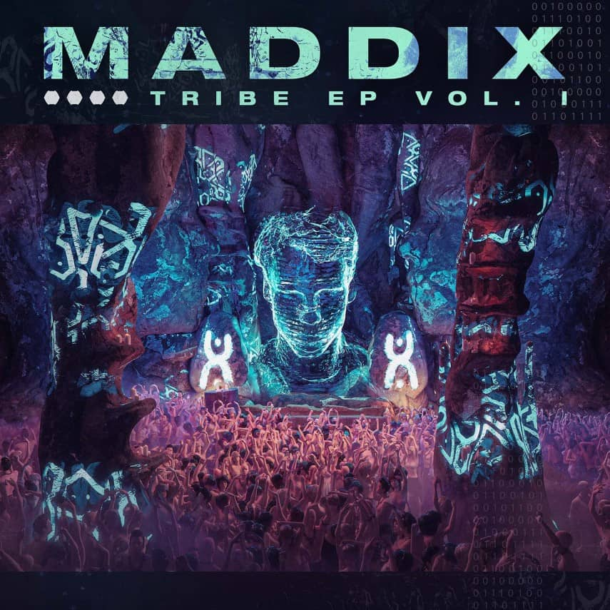 Maddix-Tribe-EP-Artwork
