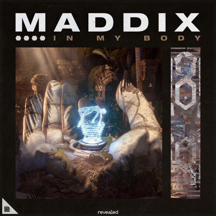 Maddix - In My Body (Artwork cover)