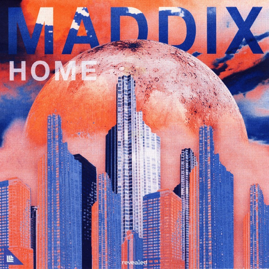 Maddix - Home (Artwork Cover)