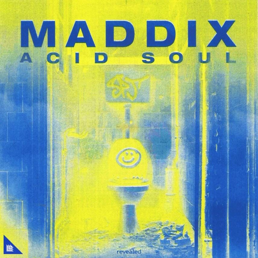 Maddix-Acid-Soul-Artwork